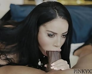 Victoria latin chick interracial bbc fuck - watch pt. 2 on pornboobshub.com
