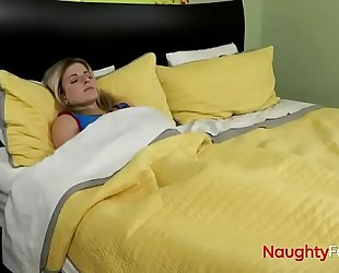 Pervert son wakes up mommy - free family clips at naughtyfam.com