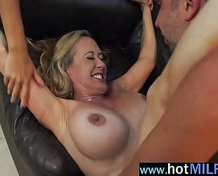 Horny milf (brandi janice) have a fun large lengthy hard knob as a star video-08
