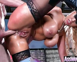 Big oiled butt sexy white bitch (bridgette b) like and have a fun unfathomable anal sex mov-17