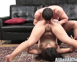 Ass dominant jynx maze takes anal creampie for allanal!