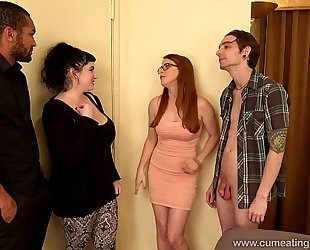 Penny pax bonks a bbc in front of her spouse