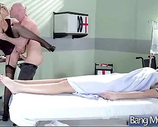 (jessa rhodes) doxy patient entice doctor and gangbang in hard style movie-15