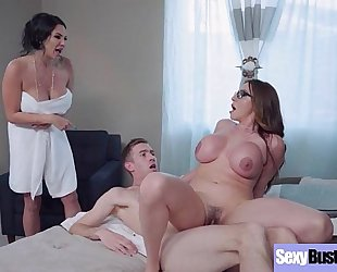 Hardcore intercorse with large juggs sexy hawt cheating wife (ariella ferrera & missy martinez) vid-07