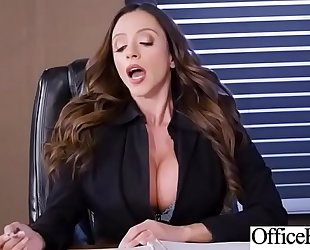 Hot sex in office with large round scoops girl (ariella ferrera) video-04