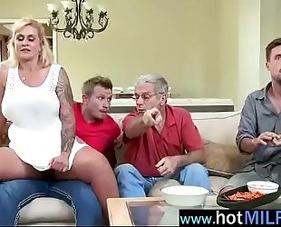 Big mamba 10-Pounder fill right in lewd soaked milf (ryan conner) video-24