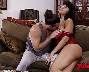 Supreme milf mercedes carrera screwed hard by a youthful fellow