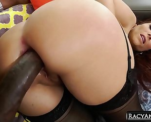 Big dark cosk anal-yzing breasty milfs two cherie deville, leya falcon