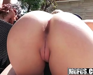 Mofos - real whore party - (kimber lee) - bikini women fucking poolside