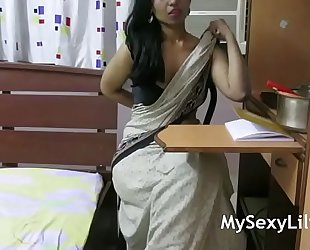 Horny lily indian hottie role play