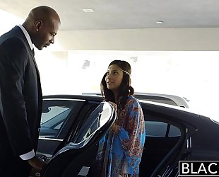 Blacked 1st interracial for rich arab dirty slut wife jade jantzen