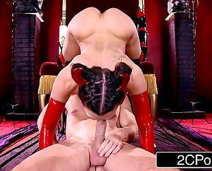 Big tit rachel starr is a excited little devil