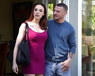 Chanel preston goes from romantic to orgasmic