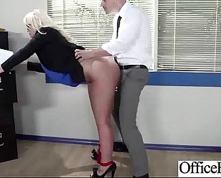 (julie cash) breasty sexy BBC slut hardcore bang in office movie-21