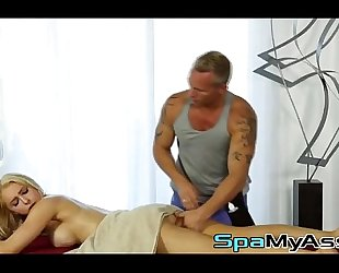 Marcus skilled hands make alix lynx sexy pink cunt soaked