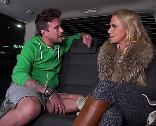 Big titty milf airport pick up and fuck with mea melone behind the livecam