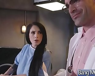 (noelle easton & peta jensen) hawt patient come to doctor and receive nailed hardcore movie-18