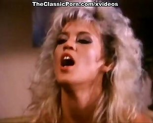 Amber lynn, nina hartley, buck adams in vintage fuck video