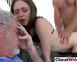 Cheating sluty white women (riley reid) in sex story on tape video-27