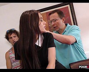 Cuck witness his slutty wife lana rhoades banging a bbc
