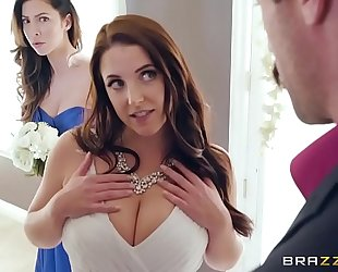 Brazzers.com - angela white - real Married slut stories