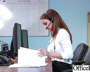 Sex tape with wench breasty hawt office wicked dirty slut wife (dillion harper) video-20