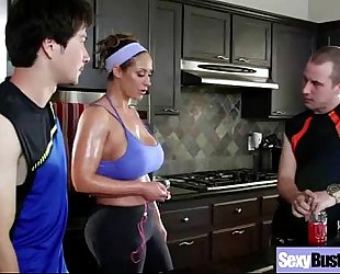 Busty milf white women (eva notty) group sex hardcore in front of camera movie-12