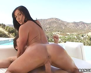 Kendra craving was muscular to fuck